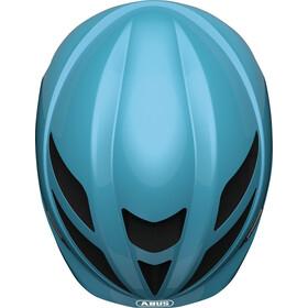 ABUS Hubble 1.1 Helmet shiny blue